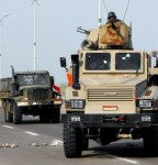 Saudi, UAE arms shipments arrive in Aden